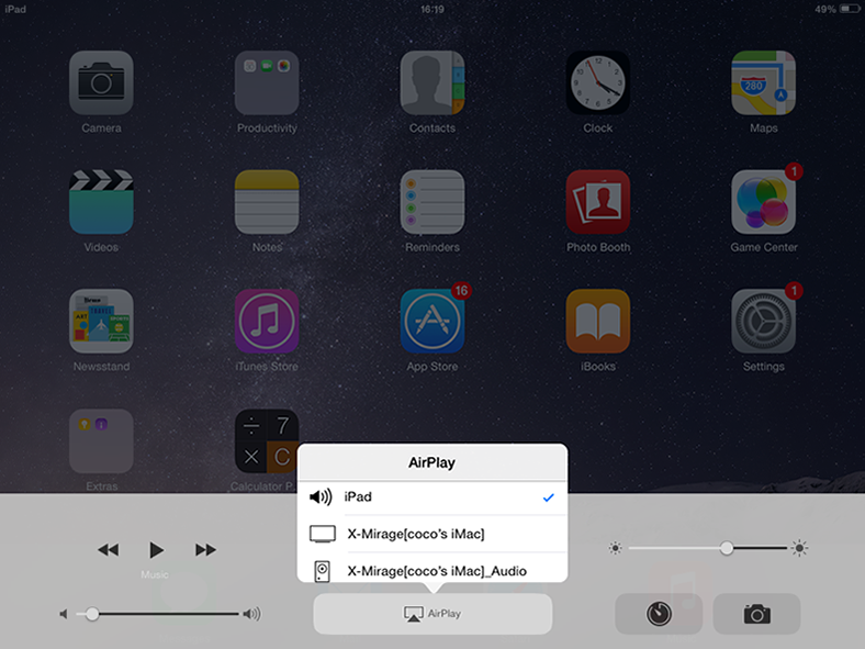 airplay download mac os x