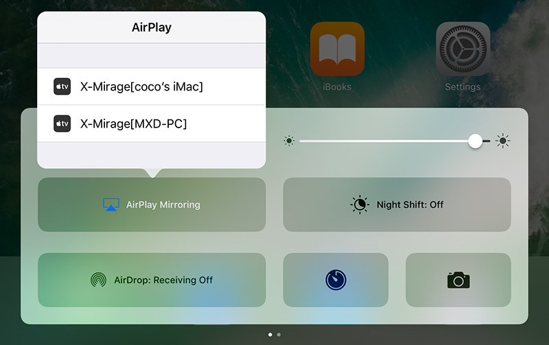 Record iOS 10 iPhone/iPad Screen Activities with X-Mirage